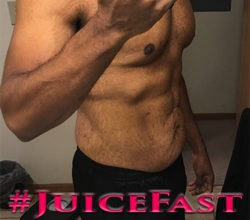 JUICE FAST DAY 70