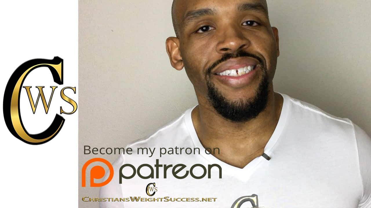 Become my Patron on Patreon