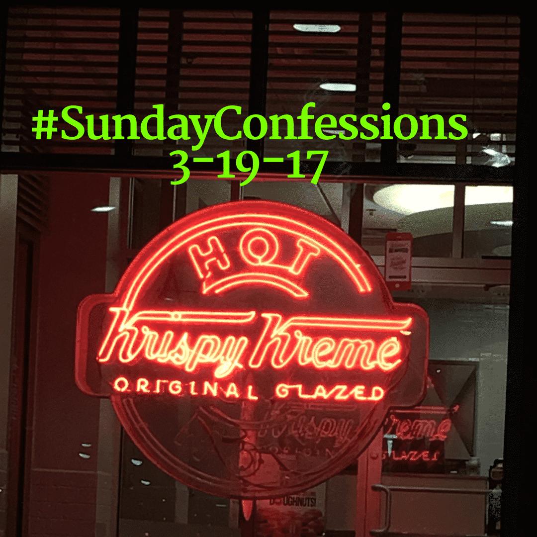 #SundayConfession