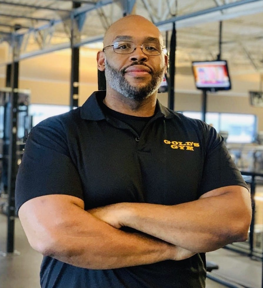 Christian Evans- Personal Trainer- Gold's Gym- Peoria, Illinois